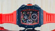 Richard Mille Men'S Wrist Watch Red | Watches for sale in Lagos State, Ikeja