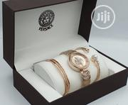 Versace Female Wrist Watch Rose Gold | Watches for sale in Lagos State, Ikeja