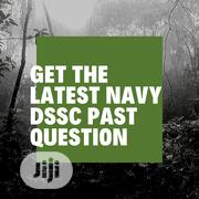 Nigerian Navy Past Question | Books & Games for sale in Lagos State, Lagos Island