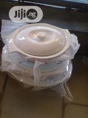 3 Set Of Pure White Dishes | Kitchen & Dining for sale in Lagos State, Lagos Island