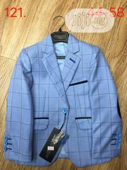 Children Light Blue Two-piece Suit | Children's Clothing for sale in Lagos State, Lagos Island