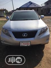 Lexus RX 2010 Silver | Cars for sale in Lagos State, Magodo