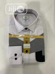 Quality Men's Designers Long Sleeved Office Shirt   Clothing for sale in Lagos State, Ikoyi