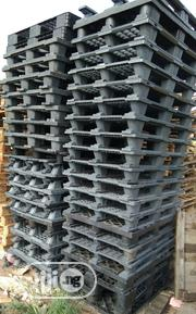 Neat Plastic Pallets For Sale | Building Materials for sale in Lagos State, Agege