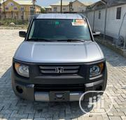 Honda Element EX Automatic 2007 Gray | Cars for sale in Lagos State, Ajah