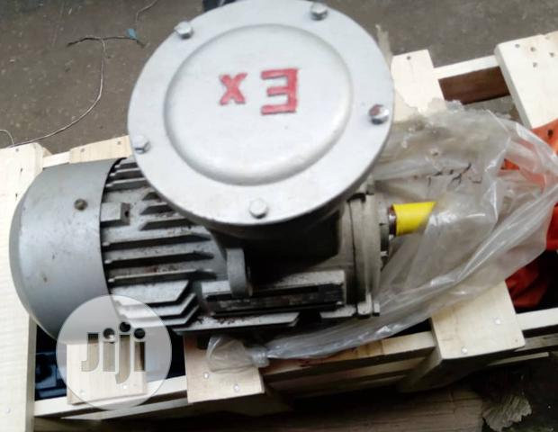 Original EX Industrial Electric Motor