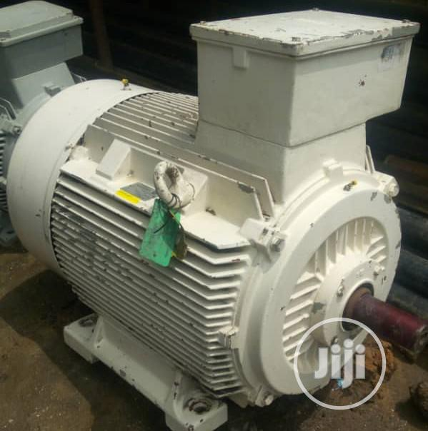 Quality Guaranteed 110kw R.P.M 2900 SEMES Electric Motor