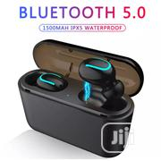Bluetooth 5.0 Earbud | Headphones for sale in Abuja (FCT) State, Central Business District