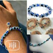 Blue Eye Bracelet With Hamza Hand | Jewelry for sale in Lagos State, Ikeja
