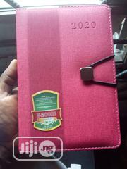A5 Padded Leather Diaries- Moq - 20pcs | Stationery for sale in Lagos State, Surulere