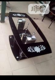 Portable Glass Center Table | Furniture for sale in Lagos State, Ojo