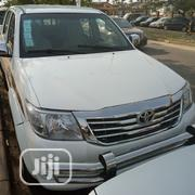 Toyota Hilux 2012 White | Cars for sale in Lagos State, Amuwo-Odofin