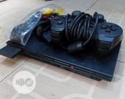 Uk Used Ps2 Slim Console With Downloaded Games | Video Games for sale in Lagos State, Ajah