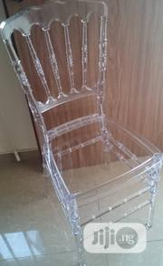 Strong Durable Transparant Multipurpose Chivery Chair | Furniture for sale in Lagos State, Ojo