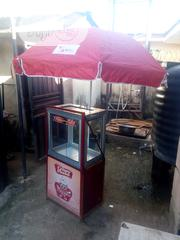 Popcorn Stand And Unbrellas For Sale | Manufacturing Services for sale in Abuja (FCT) State, Kubwa