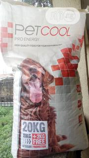 Petcool Dog Dry Food 20kg | Pet's Accessories for sale in Lagos State, Agege