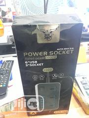 4 USB Socket 6.2amp   Accessories for Mobile Phones & Tablets for sale in Lagos State, Ojo