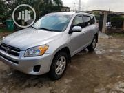 Toyota RAV4 2010 2.5 Limited 4x4 Silver | Cars for sale in Lagos State, Agege