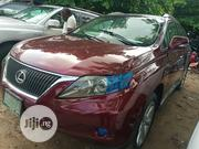 Lexus RX 2011 350 Red   Cars for sale in Lagos State, Amuwo-Odofin