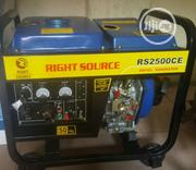 Right Source Generator Diesel 2.5 Kva | Electrical Equipments for sale in Lagos State, Ojo