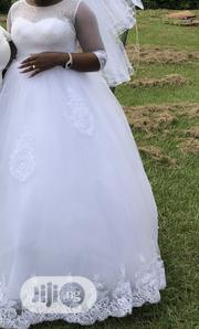 Pure White Wedding Dress for Rent or Purchase | Wedding Wear for sale in Ondo State, Akure