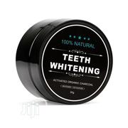Teeth Whitening Activated Charcoal Powder | Bath & Body for sale in Lagos State, Shomolu