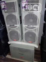 Yorkville Double Speaker | Audio & Music Equipment for sale in Lagos State, Ojo