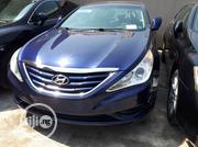 Hyundai Sonata 2012 Blue | Cars for sale in Lagos State, Surulere