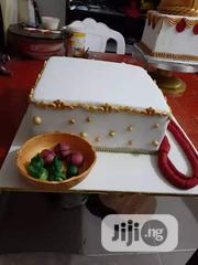 Traditional Design Cake | Party, Catering & Event Services for sale in Oyo State, Ibadan