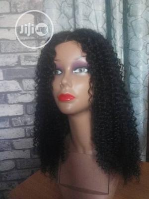 Kinky Water Curls With Closure