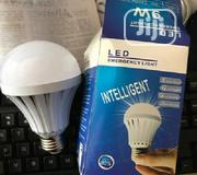 9W LED Emergency Rechargeable Bulbs E27 .   Home Accessories for sale in Lagos State, Ikeja