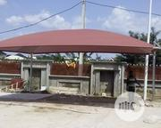 Original Standard Carport With Mesh Cover | Building Materials for sale in Lagos State, Alimosho