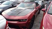 Chevrolet Camaro 2015 Red | Cars for sale in Lagos State, Ajah