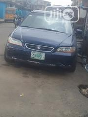 Honda Accord 2002 EX Automatic Blue   Cars for sale in Lagos State, Mushin