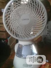 Lontor Rechargeable Table Fan | Home Appliances for sale in Lagos State, Ojo