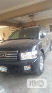 Infiniti QX 2004 Black | Cars for sale in Lagos State, Isolo