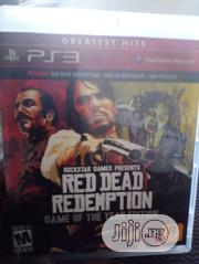 RED DEAD REDEMPTION(Game Of The Year Edition) | Video Games for sale in Rivers State, Port-Harcourt