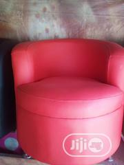 Sofa Chair With Original Leather | Furniture for sale in Lagos State, Ikeja