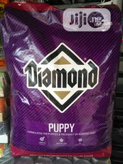 Diamond Puppy Crunchy 18kg | Pet's Accessories for sale in Lagos State, Agege