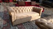 Complete Set of Chesterfield Chair | Furniture for sale in Lagos State, Ajah