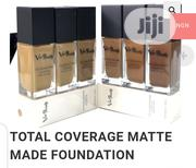 Total Coverage Matte Made Foundation | Makeup for sale in Lagos State, Ojota