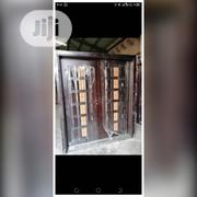 5ft China Armoured Door With 5 Inches Frame | Doors for sale in Lagos State, Lagos Island
