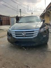 Honda Accord CrossTour EX-L 2012 Black | Cars for sale in Lagos State, Surulere
