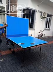 Outdoor Table Tennis Board Blue | Sports Equipment for sale in Lagos State, Ikeja