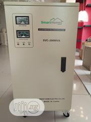 Stabilizer 20KVA Smarthome Servo | Electrical Equipments for sale in Lagos State, Ilupeju