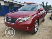 Lexus RX 2010 350 Red   Cars for sale in Lagos State, Ajah