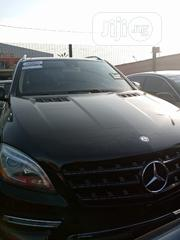 Mercedes-Benz M Class 2013 Black | Cars for sale in Lagos State, Victoria Island