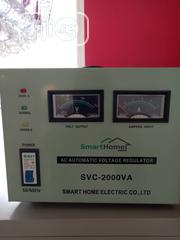 2KVA Smarthome Servo Stabilizer ON Promo | Electrical Equipment for sale in Lagos State