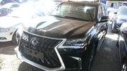 Lexus LX 2016 Black | Cars for sale in Abuja (FCT) State, Durumi