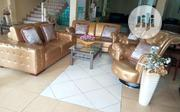 JH - 304: 7 Seater Leathe Sofa | Furniture for sale in Abuja (FCT) State, Wuse II